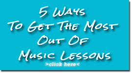 5 Ways To Get The Most Out Of Music Lessons Home